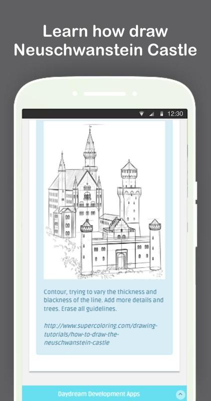 How To Draw Architecture Sketch Easy Step By Step For Android Apk
