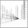 How To Draw Architecture Sketch
