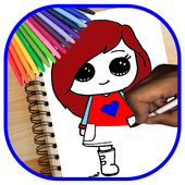 How To Draw The Girls icon