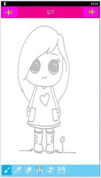 How To Draw The Girls screenshot 4