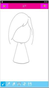 How To Draw The Girls screenshot 2