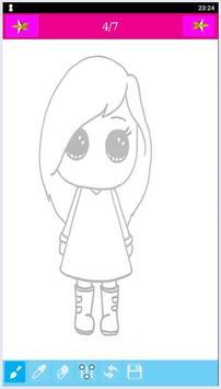 How To Draw The Girls screenshot 3