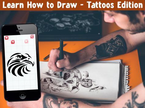 How To Draw Tattoos screenshot 2