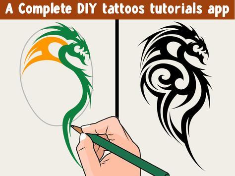 How To Draw Tattoos screenshot 3
