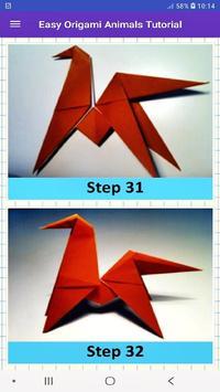 How To Make Origami Animals screenshot 7