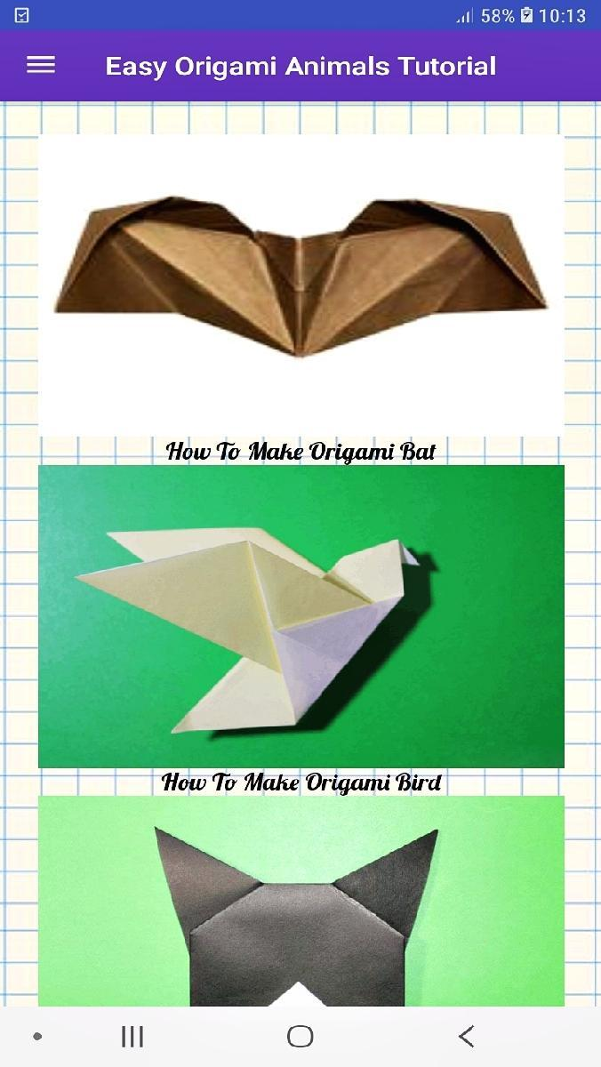 Origami Animals - How To Make Origami Eagle Is Cool | Origami ... | 1200x676