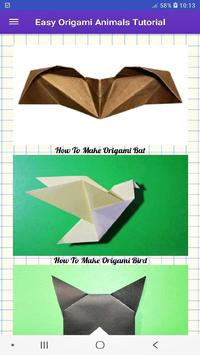 How To Make Origami Animals poster