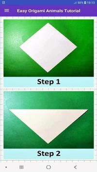 How To Make Origami Animals screenshot 1