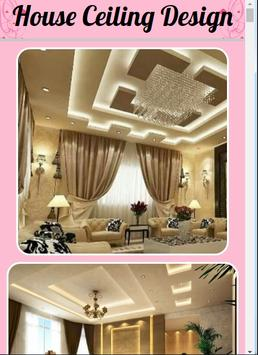 House Ceiling Design poster