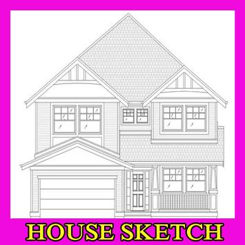 House Sketch Designs poster
