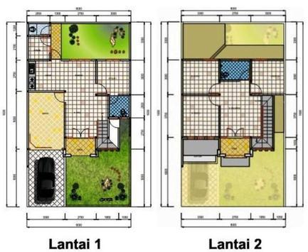 House Plan Minimalist screenshot 4
