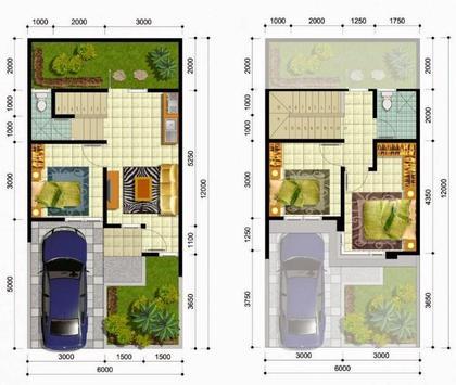 House Plan Minimalist screenshot 5