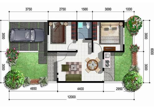 House Plan Minimalist screenshot 11