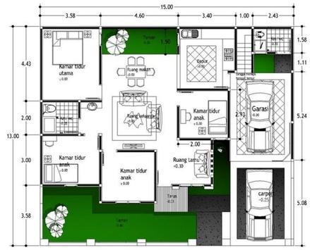House Plan Minimalist screenshot 14