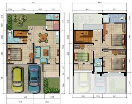 House Plan Minimalist screenshot 15