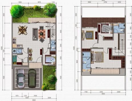 House Plan Minimalist screenshot 1