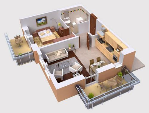 House Plan Modern 3d For Android Apk Download