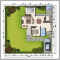 House Plan Drawing Simple