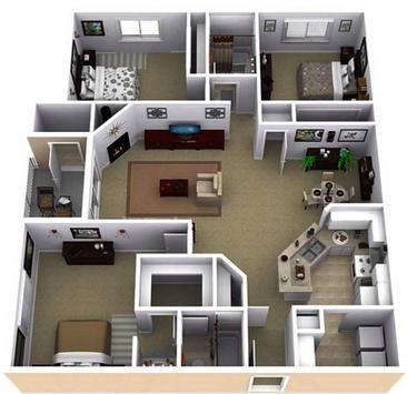 House Plan Drawing Simple Pro screenshot 1