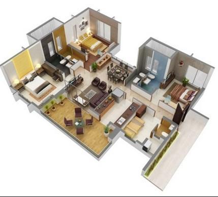 Idees Plan Maison 3d Pour Android Telechargez L Apk