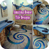 Amazing House Tile Designs icon