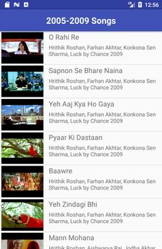 Hrithik Roshan Video Songs poster