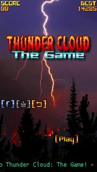 Thunder Cloud poster