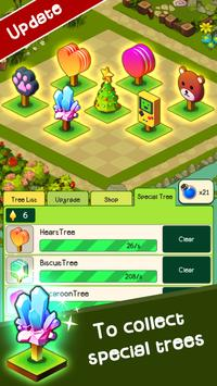 Tree Clicker : Idle Forest poster