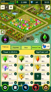 Tree Clicker : Idle Forest screenshot 1
