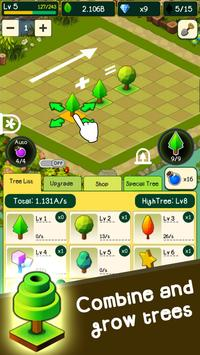 Tree Clicker : Idle Forest screenshot 3