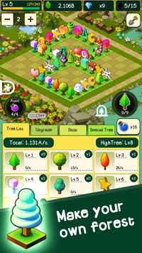 Tree Clicker : Idle Forest screenshot 4