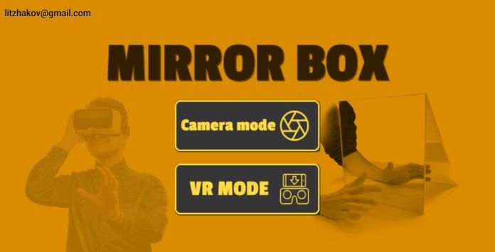 Mirror Box VR poster