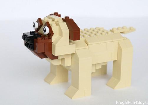 Legoos Animal Squad poster