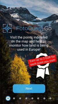 FotoQuest Go poster