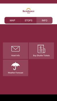 ResidenceInn Hotels Shuttles poster
