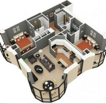 Floor Planner 3d screenshot 3