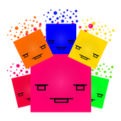 Colours Hit icon