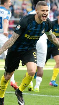Icardi Fans Art Wallpaper screenshot 4