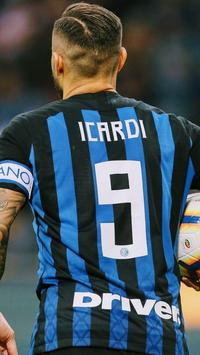 Icardi Fans Art Wallpaper screenshot 6