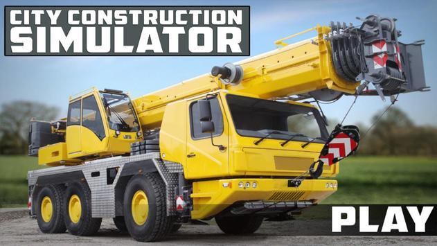 City Construction Simulator-poster