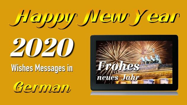 Happy New Year Wishes Cards & Messages 2020 screenshot 1