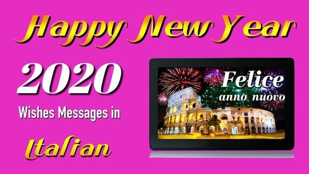 Happy New Year Wishes Cards & Messages 2020 screenshot 4