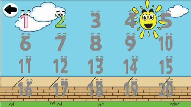 تعليم اللغة العربية الانجليزية للاطفال حروف ارقام. ảnh chụp màn hình 14