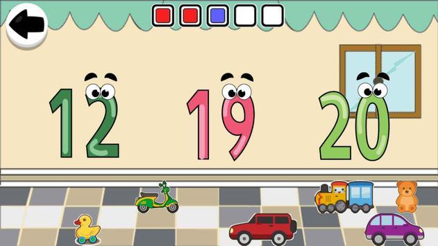 تعليم اللغة العربية الانجليزية للاطفال حروف ارقام. ảnh chụp màn hình 10