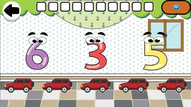 تعليم اللغة العربية الانجليزية للاطفال حروف ارقام. ảnh chụp màn hình 11