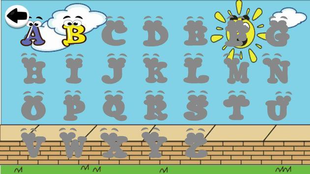 تعليم اللغة العربية الانجليزية للاطفال حروف ارقام. ảnh chụp màn hình 12