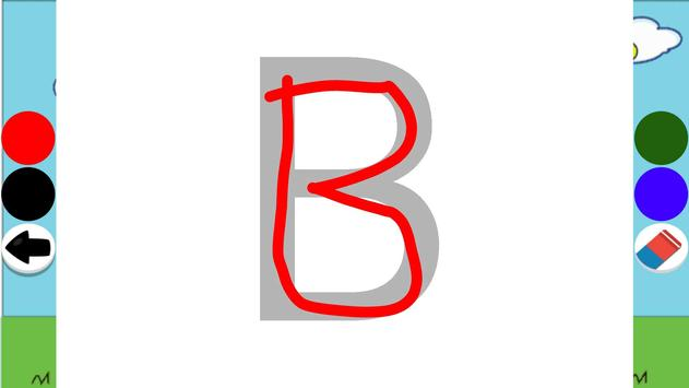 تعليم اللغة العربية الانجليزية للاطفال حروف ارقام. ảnh chụp màn hình 6