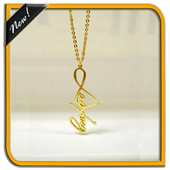 Name Necklace Ideas icon