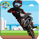 Heroic Racing In Crowded City APK
