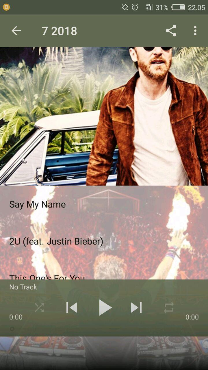 david guetta say my name for Android - APK Download